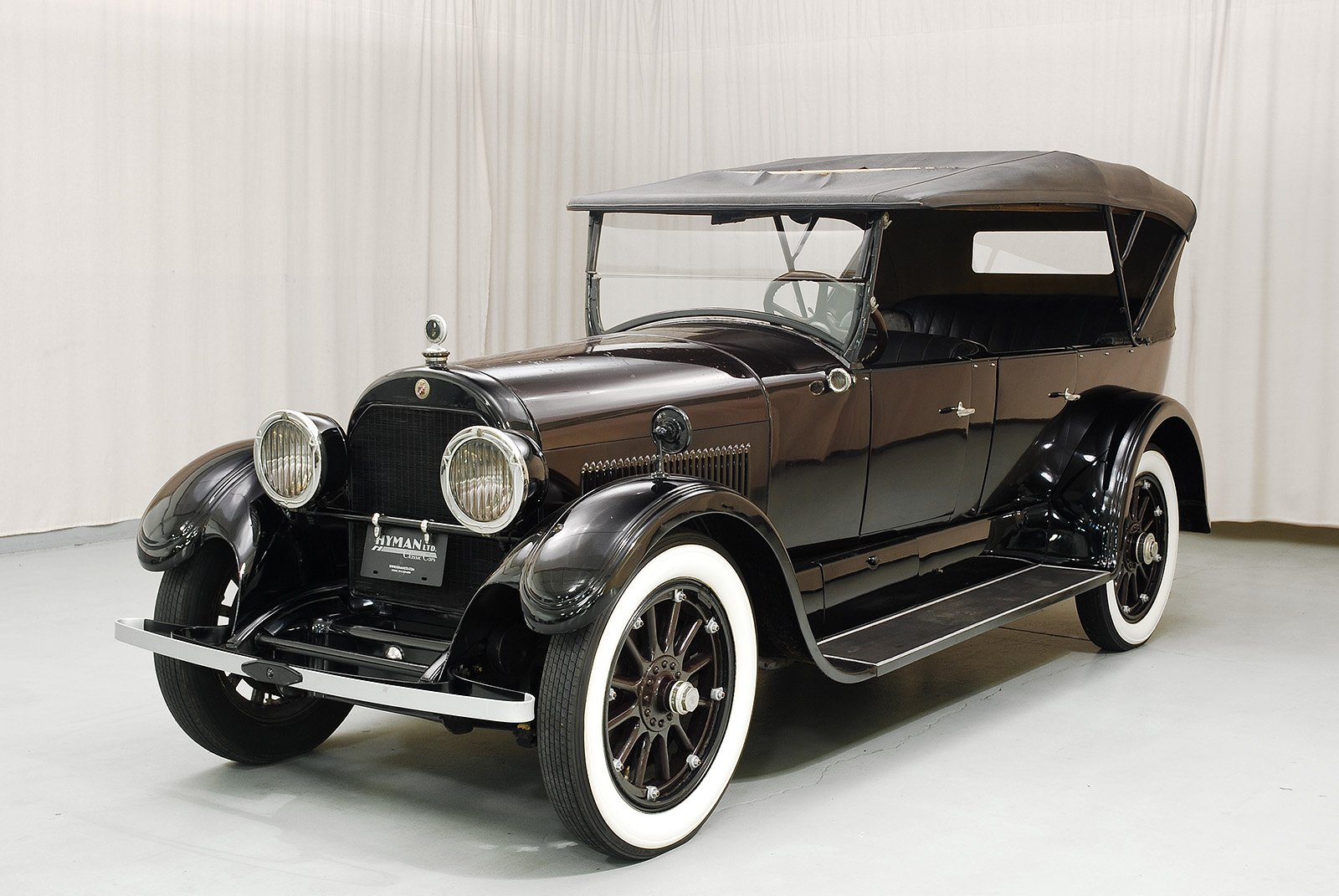 1924 cadillac type v 63 touring hyman ltd classic cars. Black Bedroom Furniture Sets. Home Design Ideas