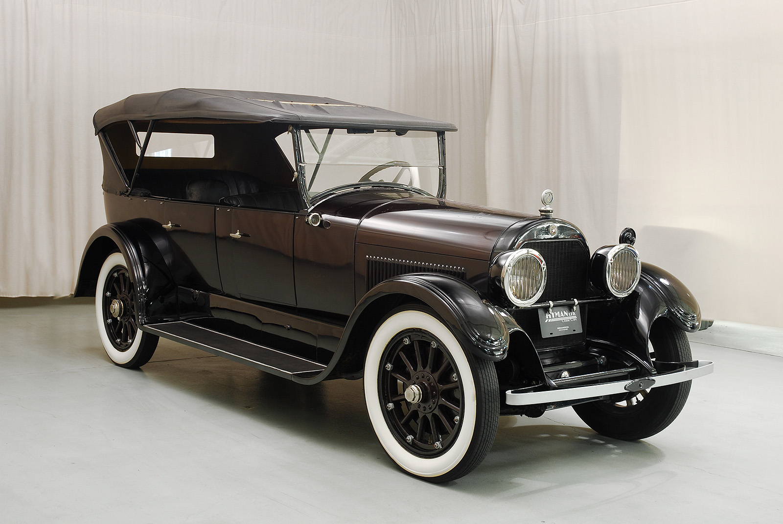 Cadillac Of Greenwich >> 1924 Cadillac Type V-63 Touring | Classic Cars | Hyman LTD