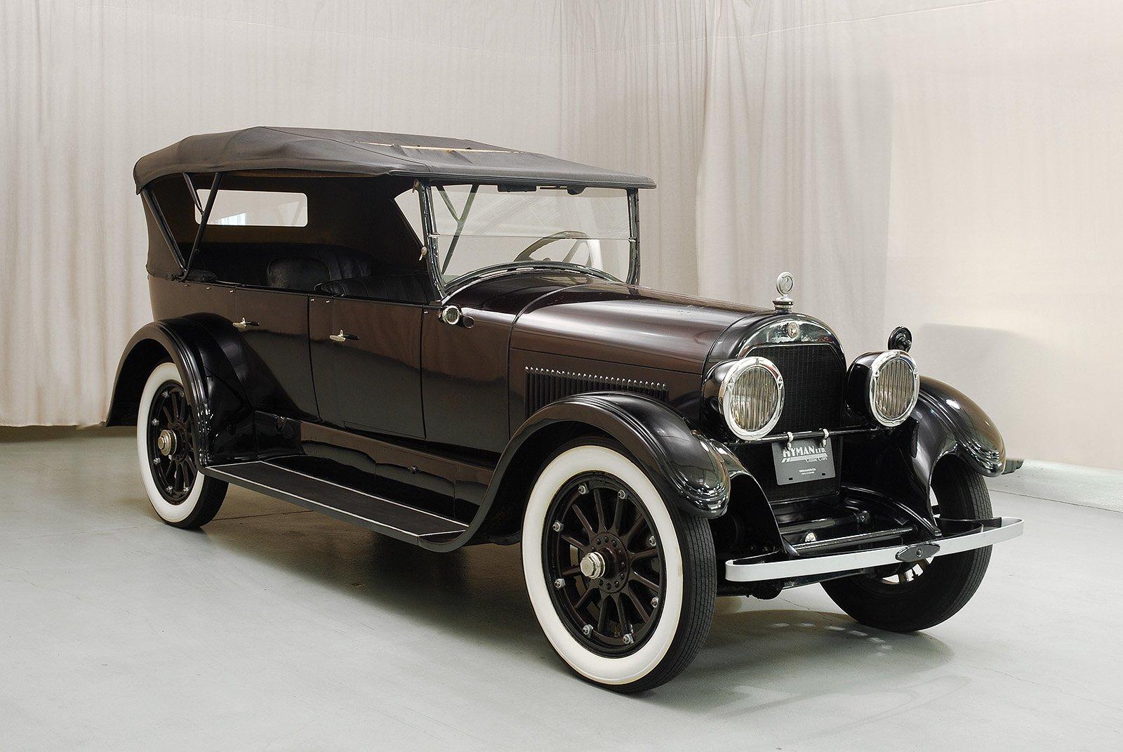 1924 Cadillac Type V 63 Touring Hyman Ltd Classic Cars