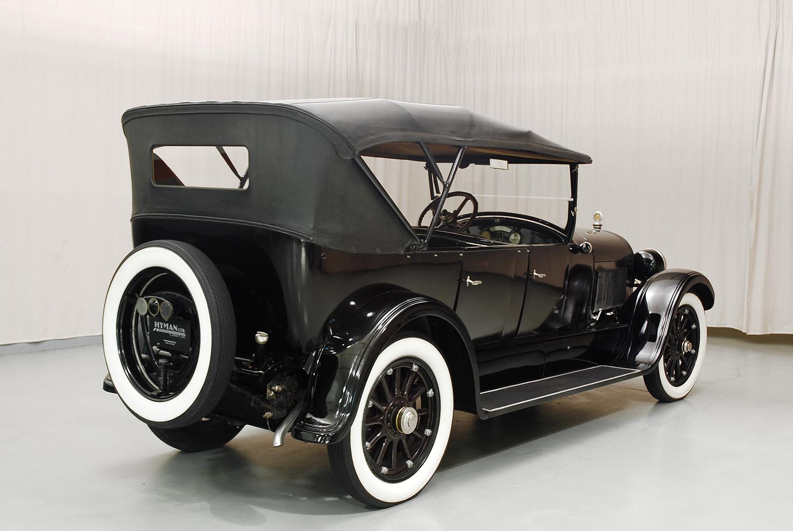 1924 Cadillac Type V-63 Touring | Classic Cars | Hyman LTD