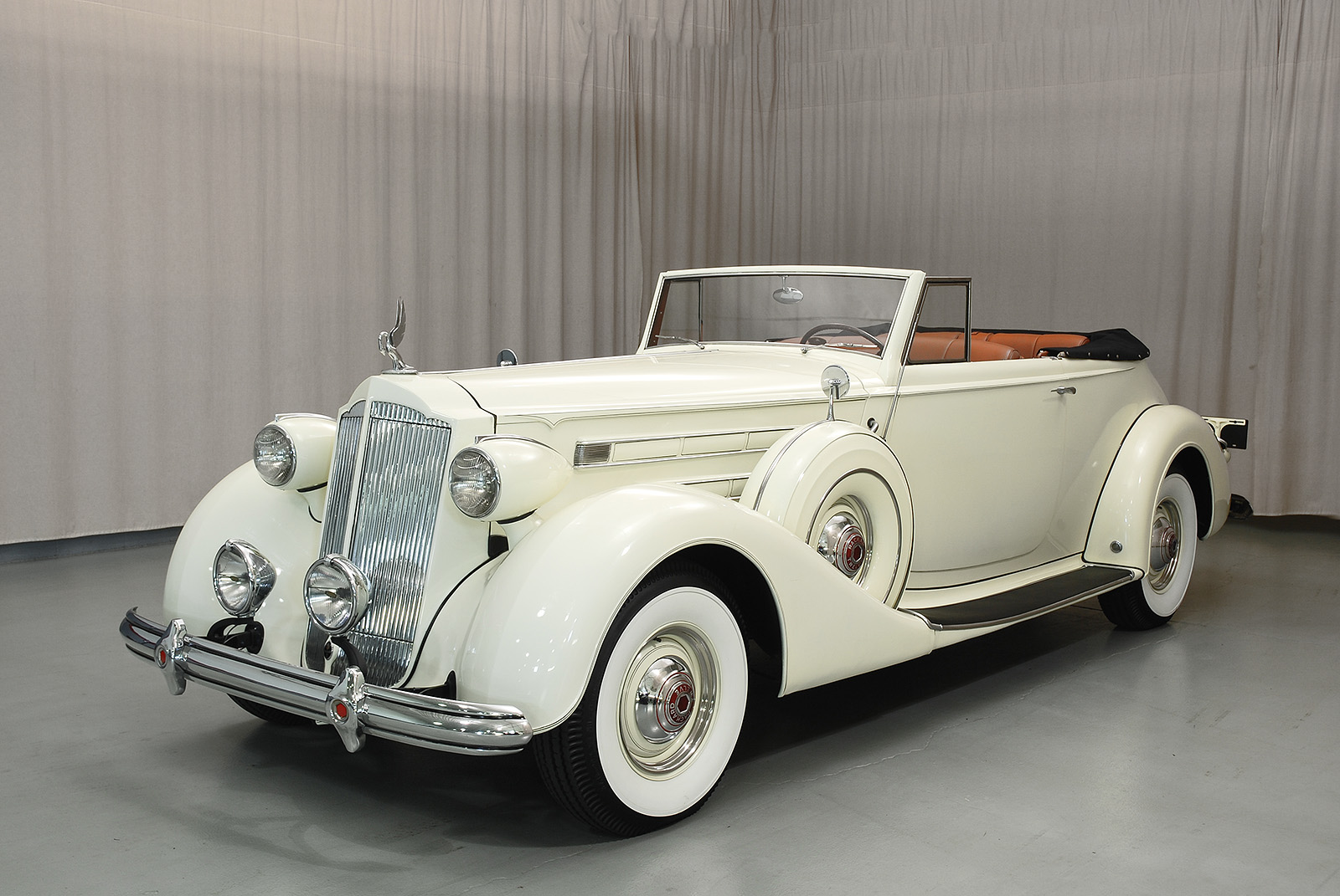 1937 Packard Twelve Victoria Convertible Victoria   Hyman Ltd ...