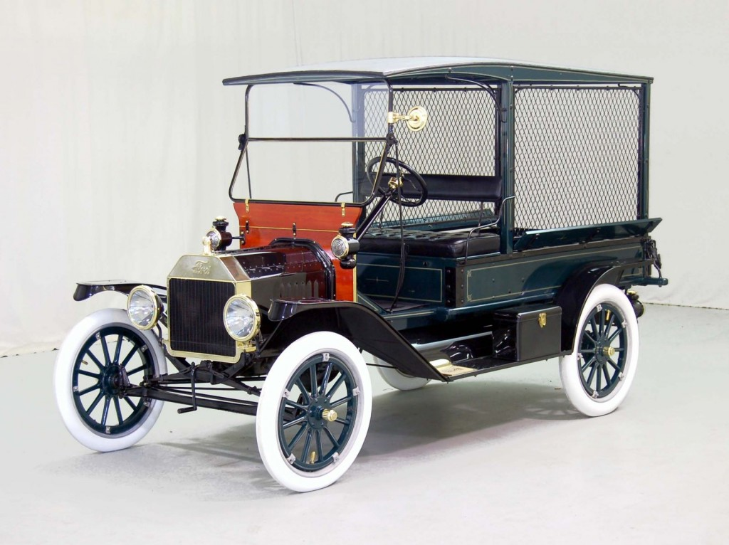 1915 Ford Martin Perry Bodied T Classic Car For Sale | Buy 1915 Ford Martin Perry Bodied T at Hyman LTD