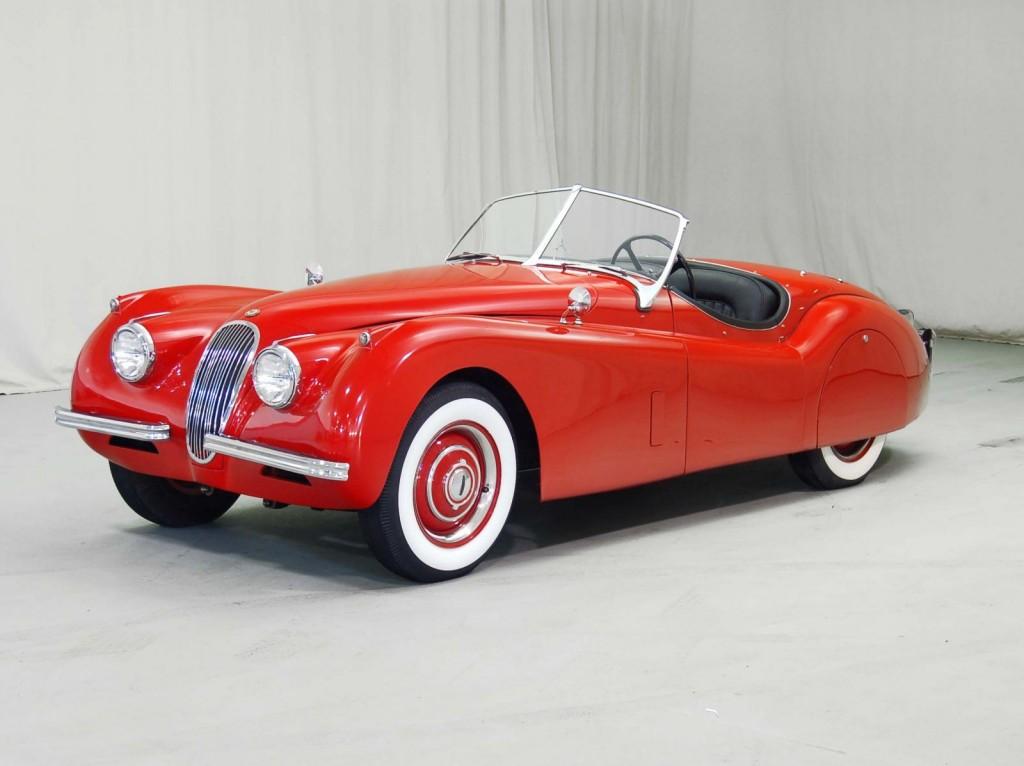 1954 Jaguar XK120 Roadster Classic Car For Sale | Buy 1954 Jaguar XK120 Roadster at Hyman LTD