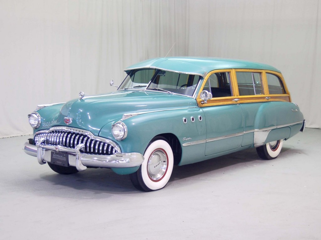 1949 Buick Woody Classic Car For Sale | Buy 1949 Buick Woody at Hyman LTD