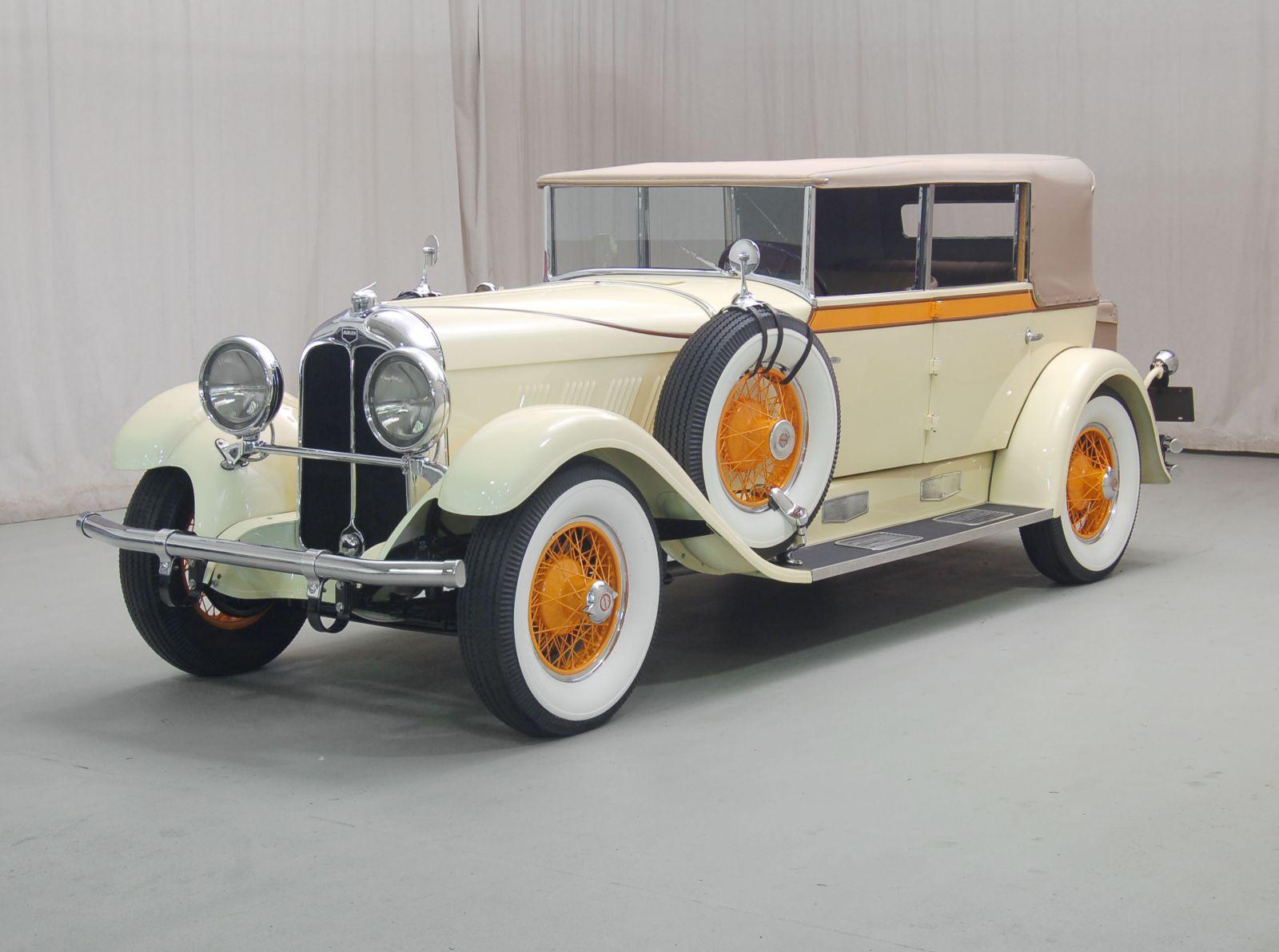1928 auburn 8 115 hyman ltd classic cars. Black Bedroom Furniture Sets. Home Design Ideas
