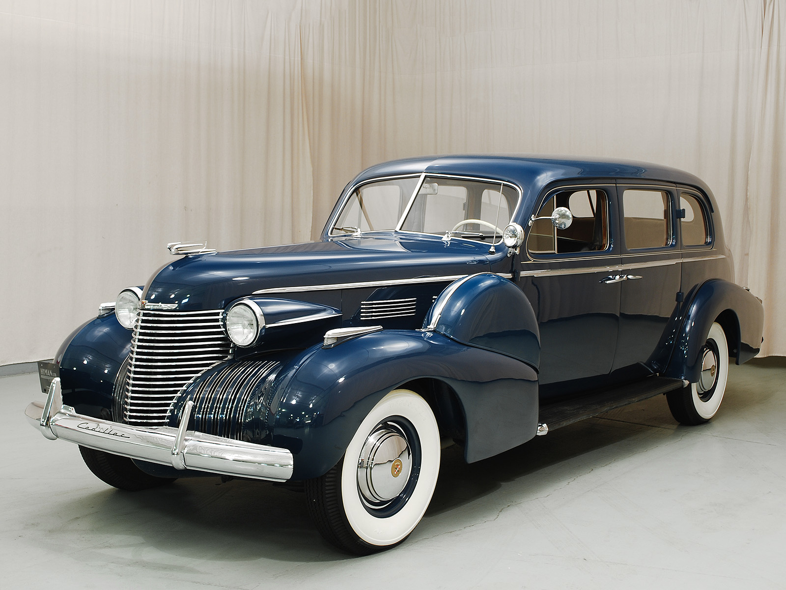1940 cadillac 40 75 imperial sedan 7 passenger hyman ltd