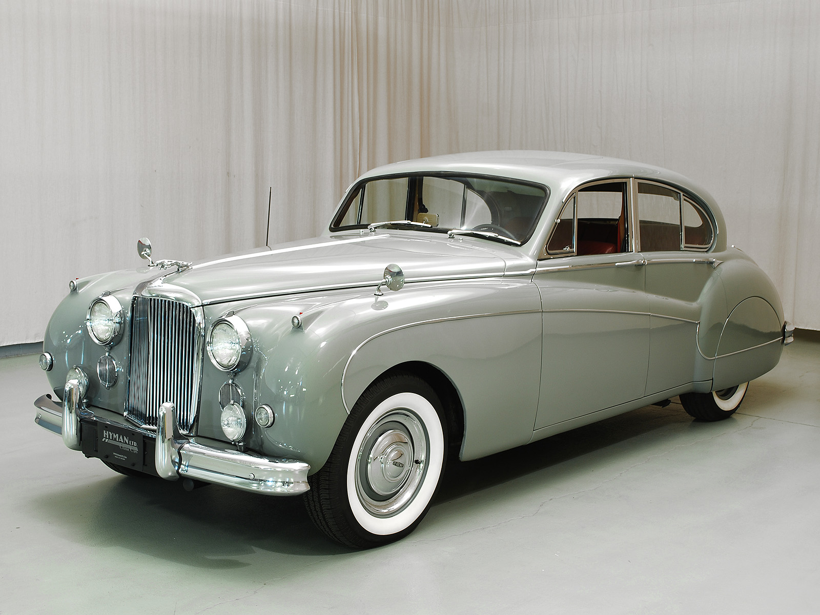 1961 Jaguar MK IX Sedan | Hyman Ltd. Classic Cars