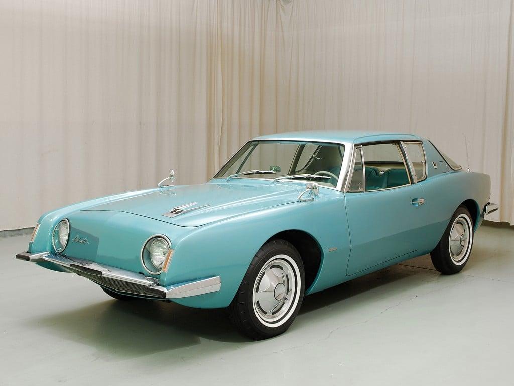 1962 studebaker avanti r2 hyman ltd classic cars. Black Bedroom Furniture Sets. Home Design Ideas