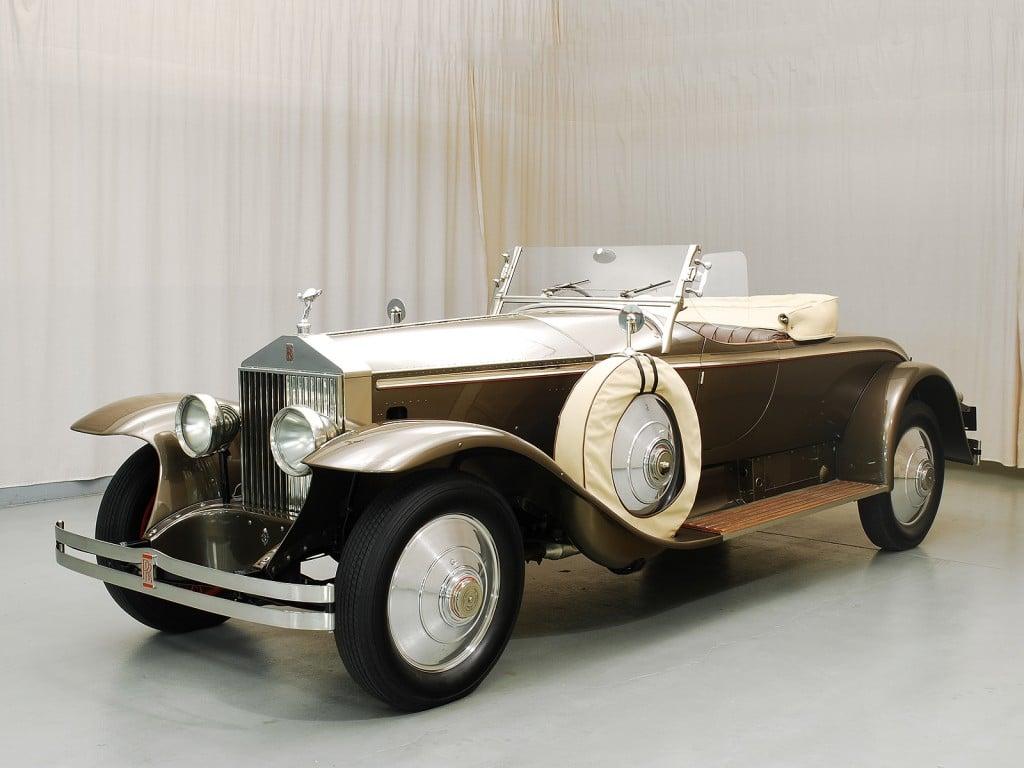 1925 rolls royce phantom i york roadster hyman ltd classic cars. Black Bedroom Furniture Sets. Home Design Ideas