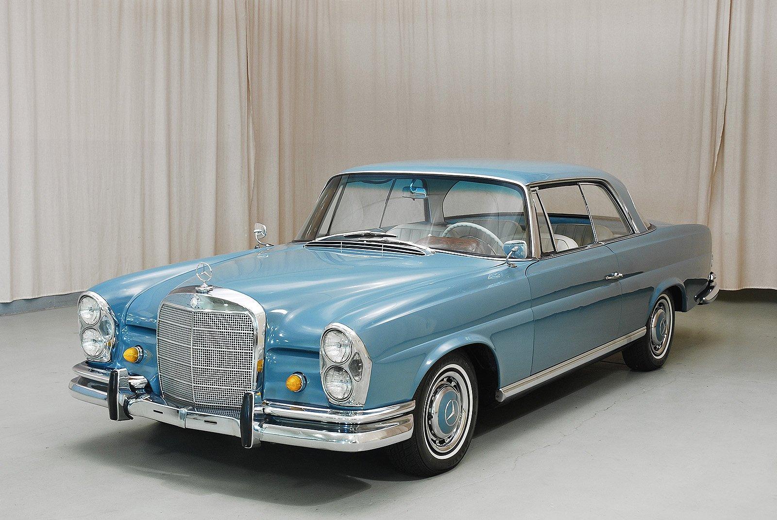 1965 mercedes benz 220se coupe. Black Bedroom Furniture Sets. Home Design Ideas