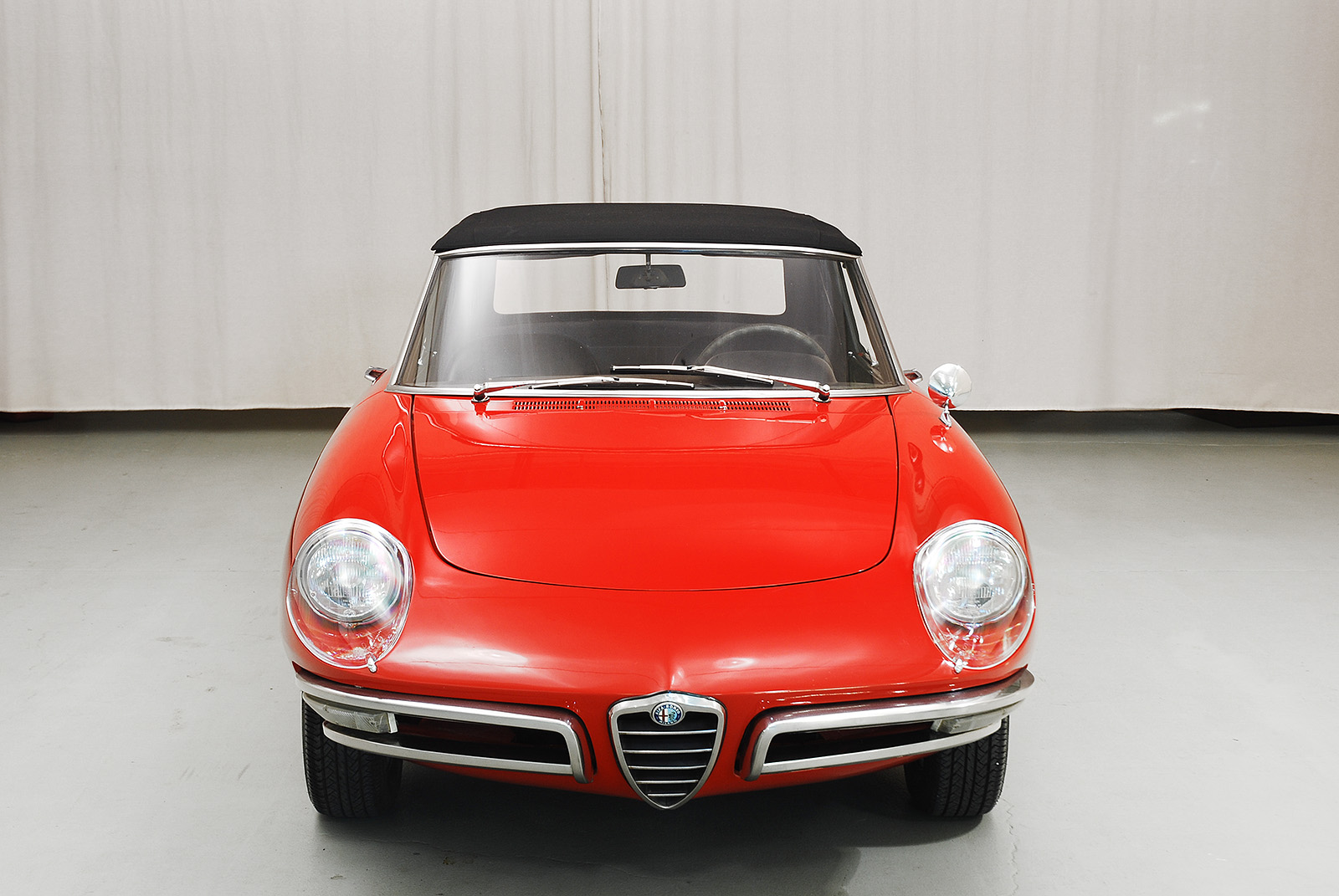 Alfa Romeo Giulia 2014 >> 1967 Alfa Romeo Duetto Spyder | Hyman Ltd. Classic Cars