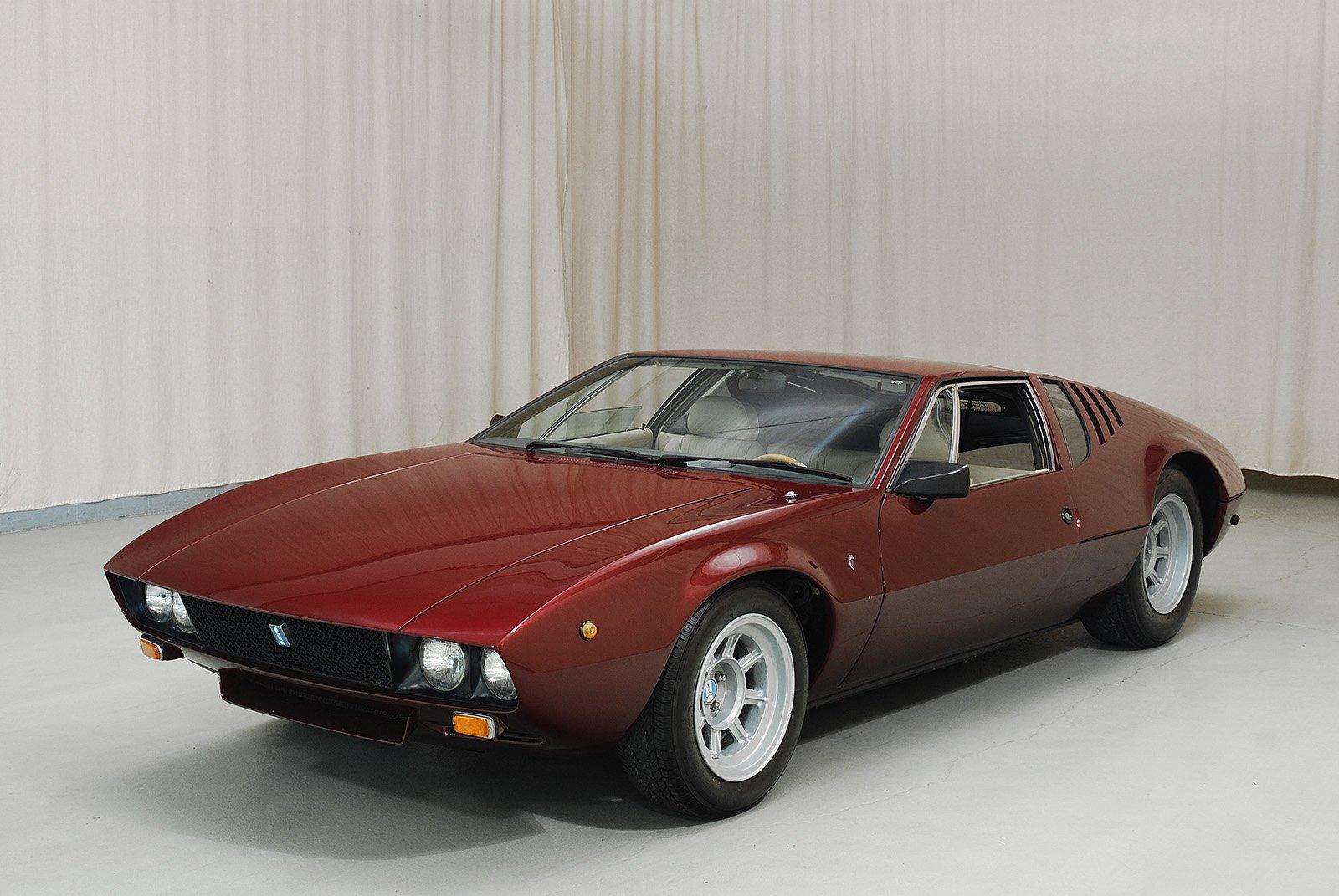 1967 Detomaso Mangusta Coupe
