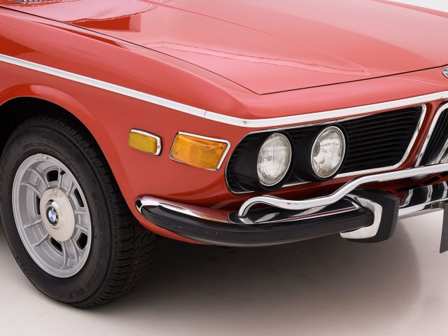 1972 BMW 3.0CS Coupe For Sale By Hyman LTD