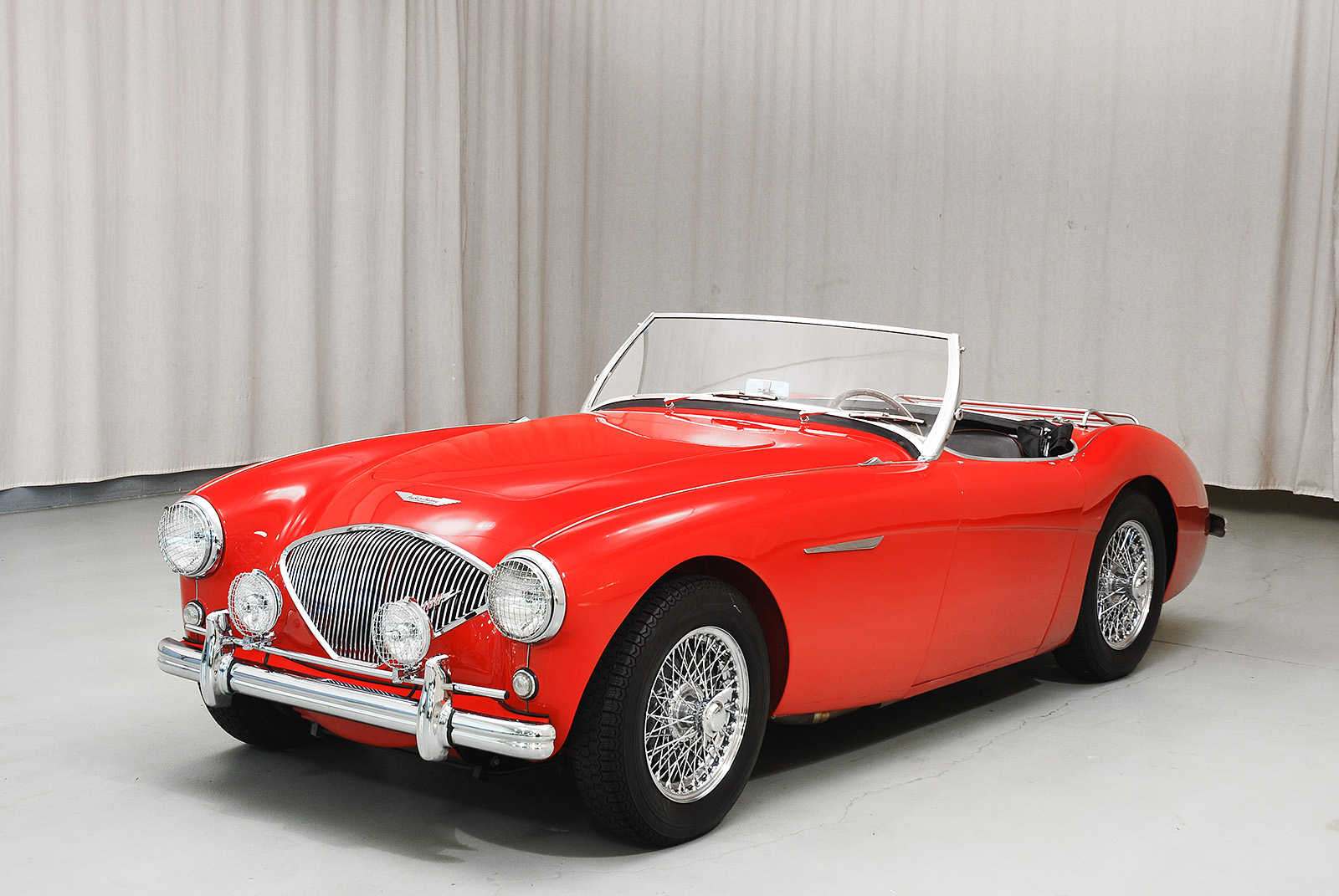1956 Austin Healey 100 4 Bn2 Roadster Hyman Ltd Classic