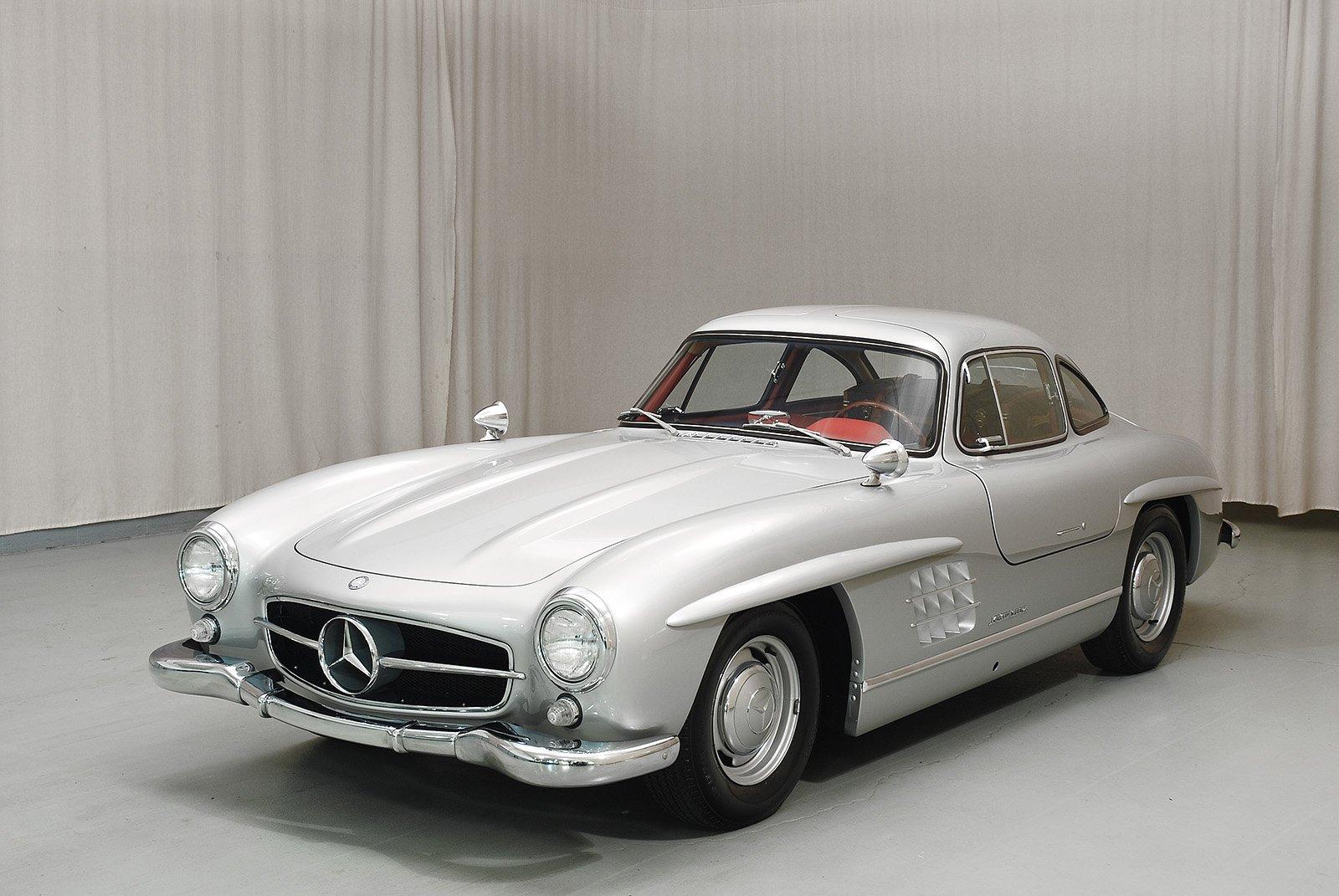 1956 Mercedes Benz Gullwing Replica Coupe Hyman Ltd