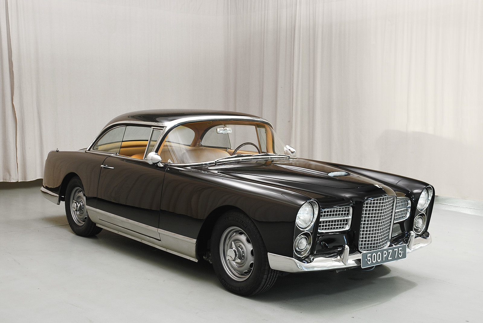 1961 facel vega hk 500 coupe hyman ltd classic cars. Black Bedroom Furniture Sets. Home Design Ideas