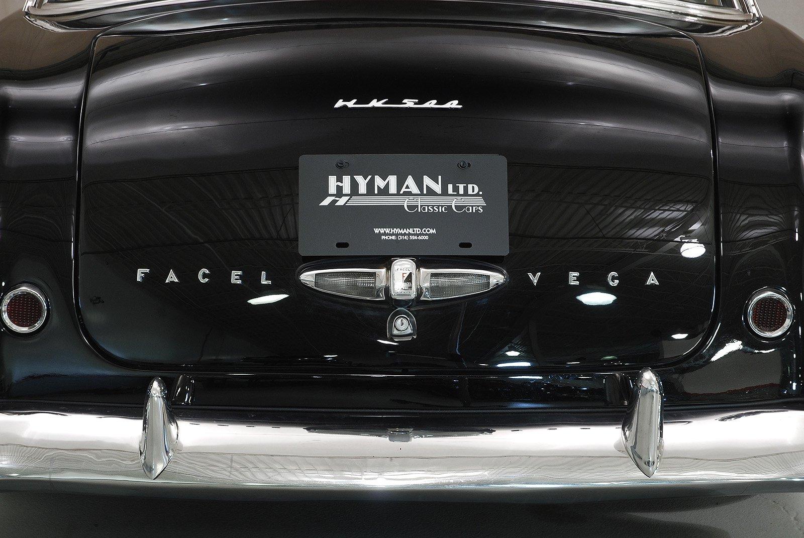 1961 Facel-Vega HK 500 Coupe | Hyman Ltd. Classic Cars