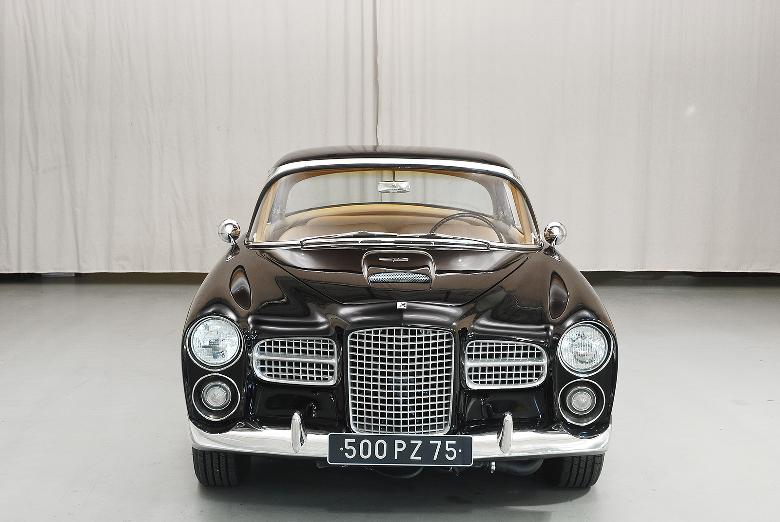 1961 Facel-Vega HK 500 Coupe | Hyman Ltd. Classic Cars