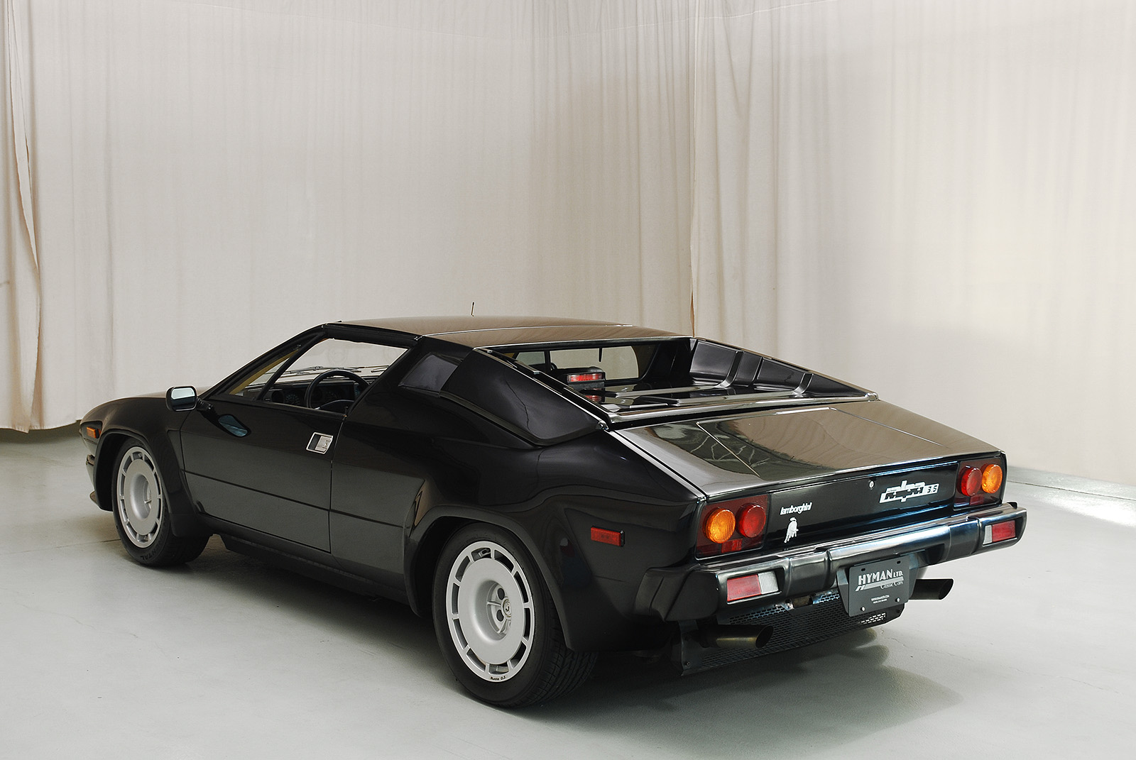 1988 Lamborghini Jalpa Coupe Hyman Ltd Classic Cars
