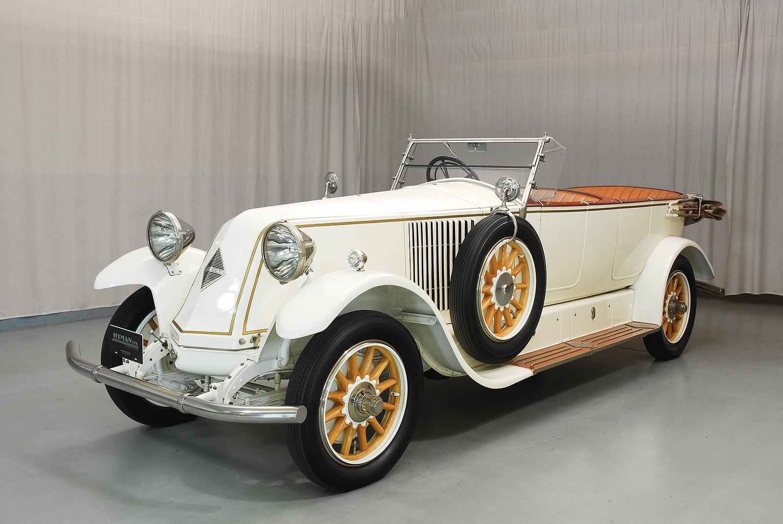 Sales Archive1925 Renault Model 45 Tourer