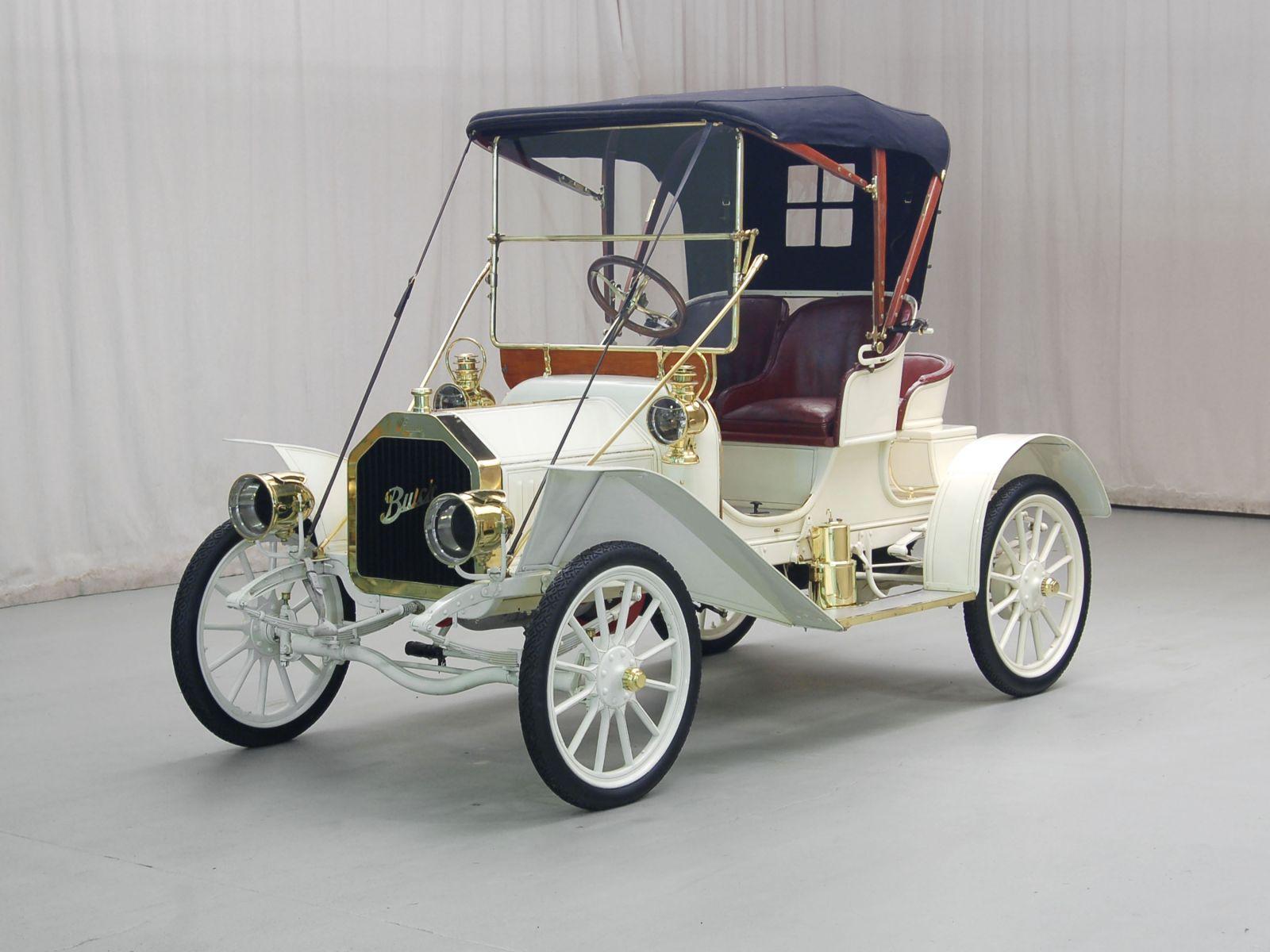 1908 Buick Model 10 Hyman Ltd Classic Cars