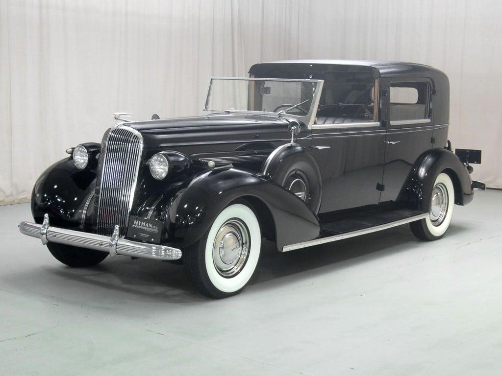 1936 Buick Town Car Hyman Ltd Classic Cars