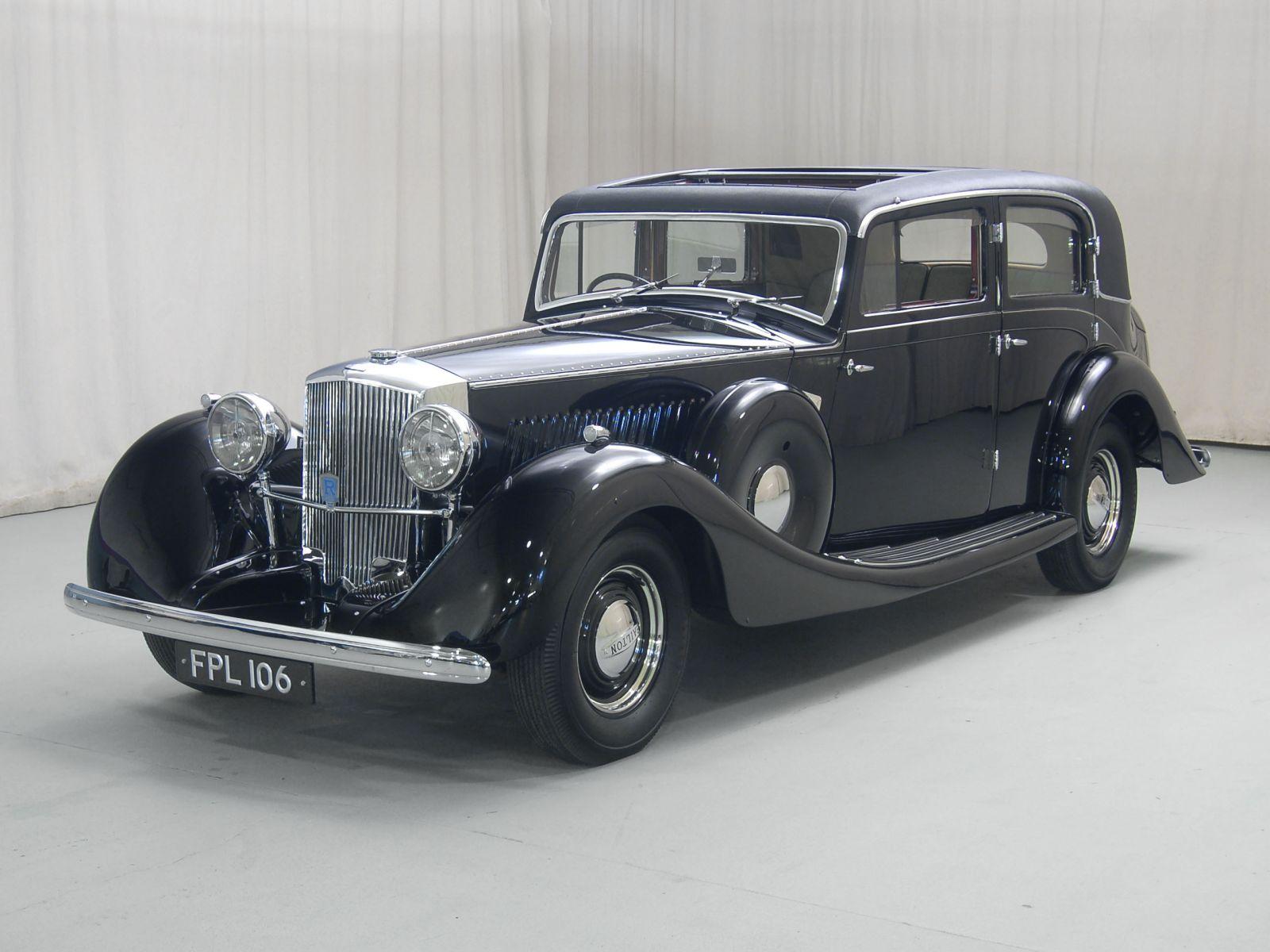 1937 Railton | Hyman Ltd. Classic Cars