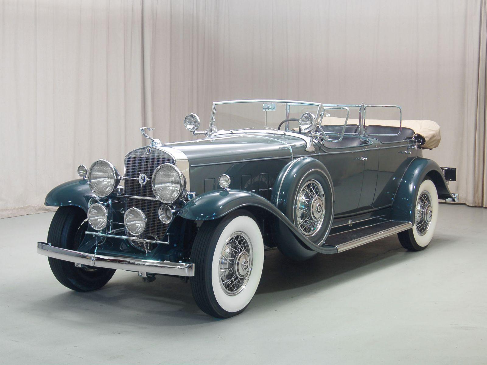 1931 cadillac 370 a v12 hyman ltd classic cars. Black Bedroom Furniture Sets. Home Design Ideas
