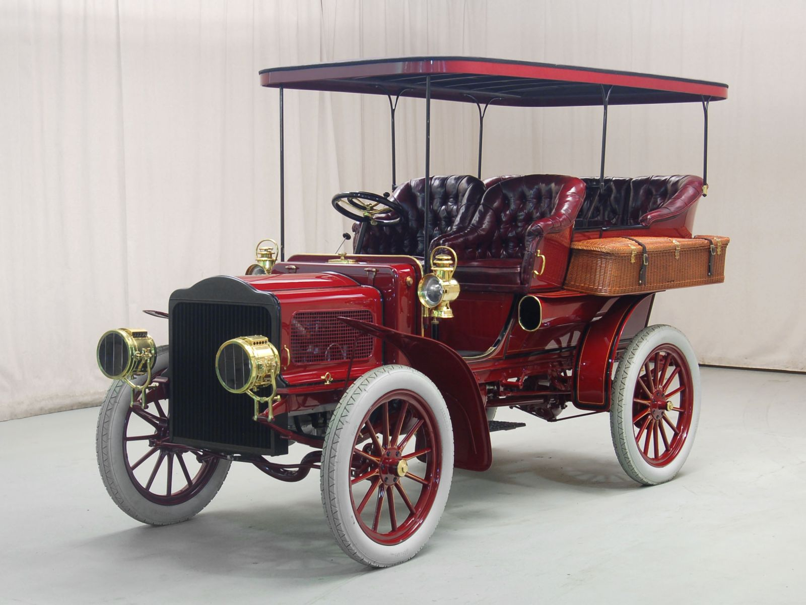 1904 White Steam Car | Hyman Ltd. Classic Cars