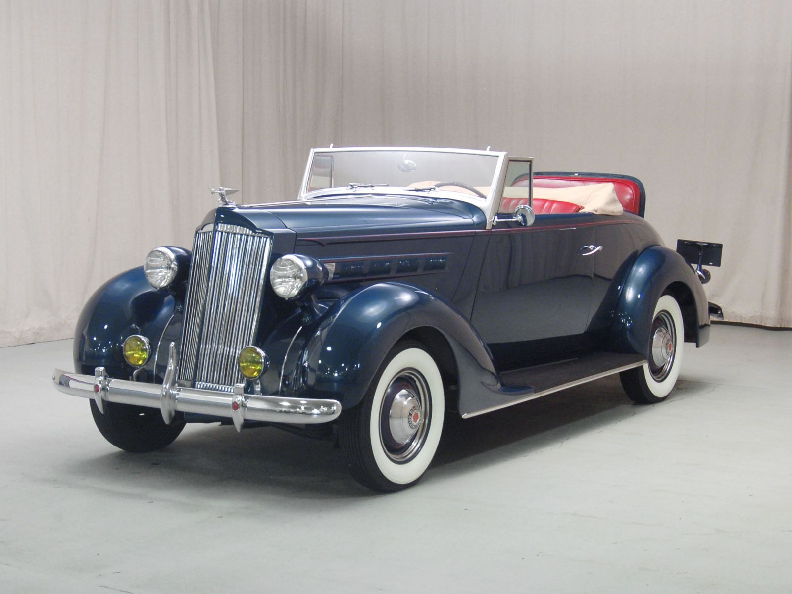 1937 Packard 115C | Hyman Ltd