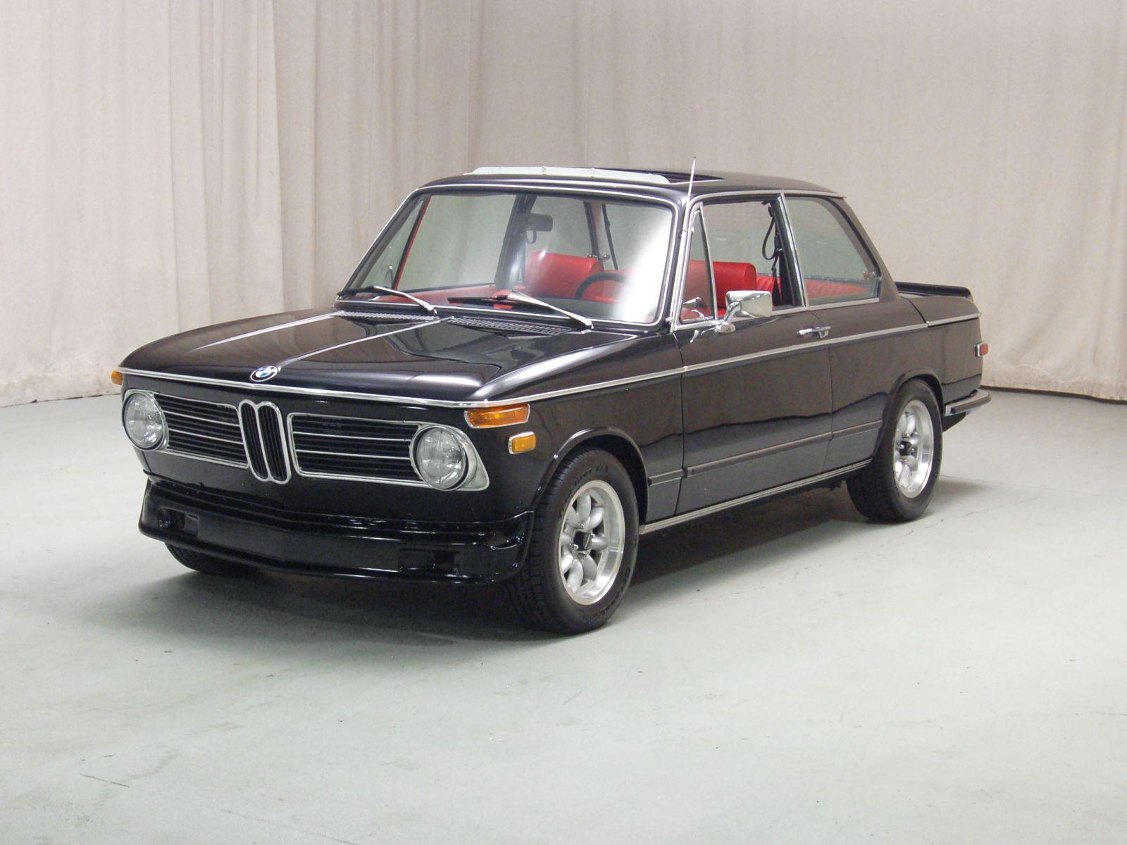 BMW TII Hyman Ltd Classic Cars - 1972 bmw 2002 tii