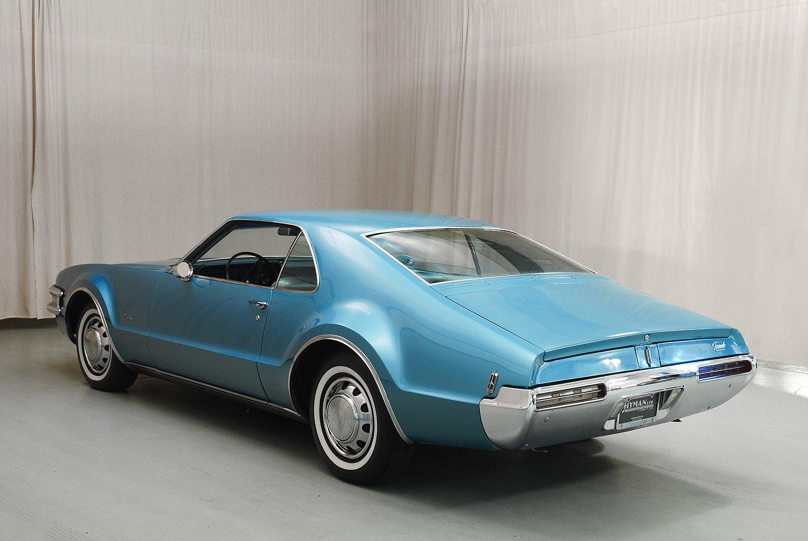 1968 Oldsmobile Toronado Two Door Hyman Ltd Classic Cars