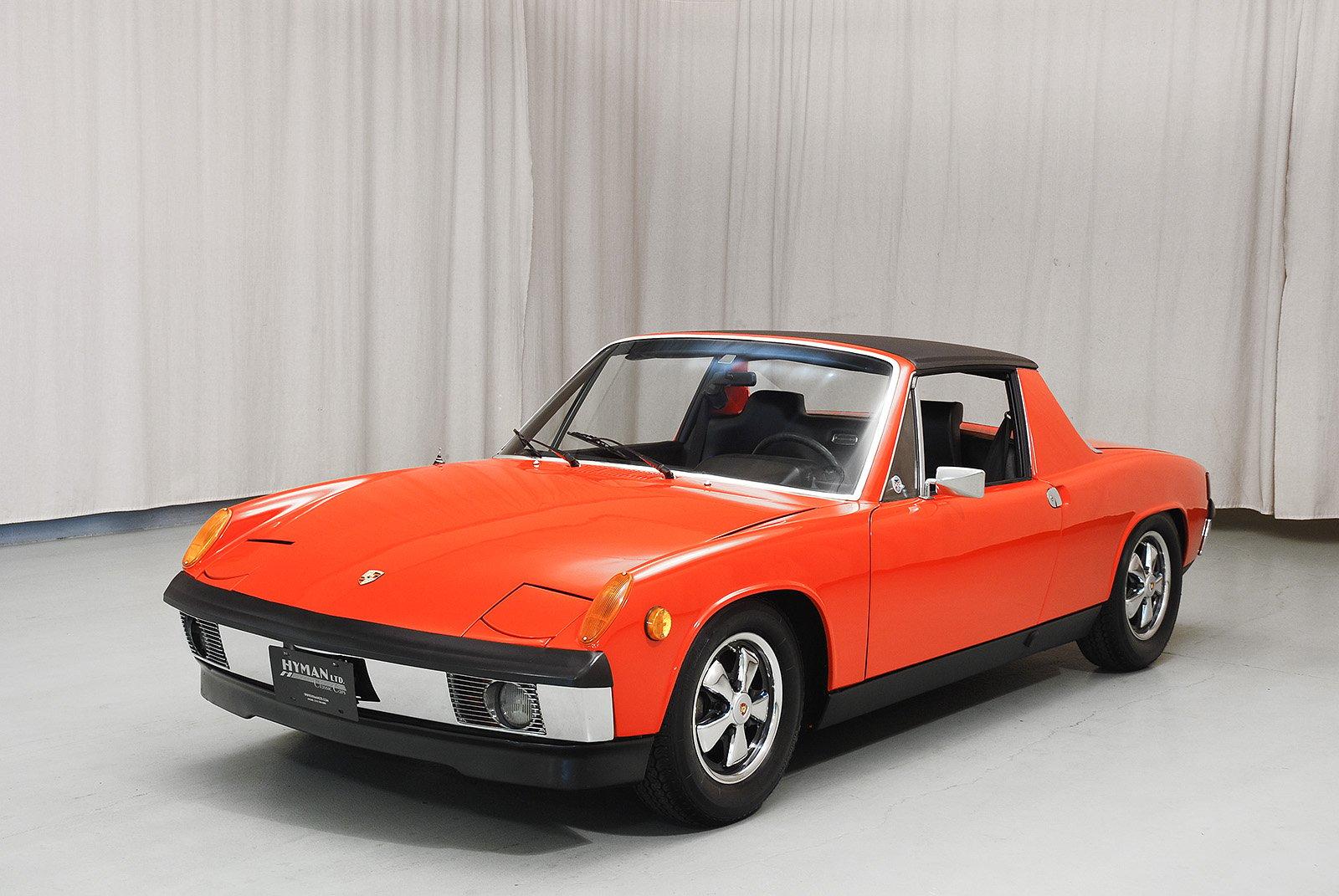 1970 porsche 914 6 targa hyman ltd classic cars. Black Bedroom Furniture Sets. Home Design Ideas