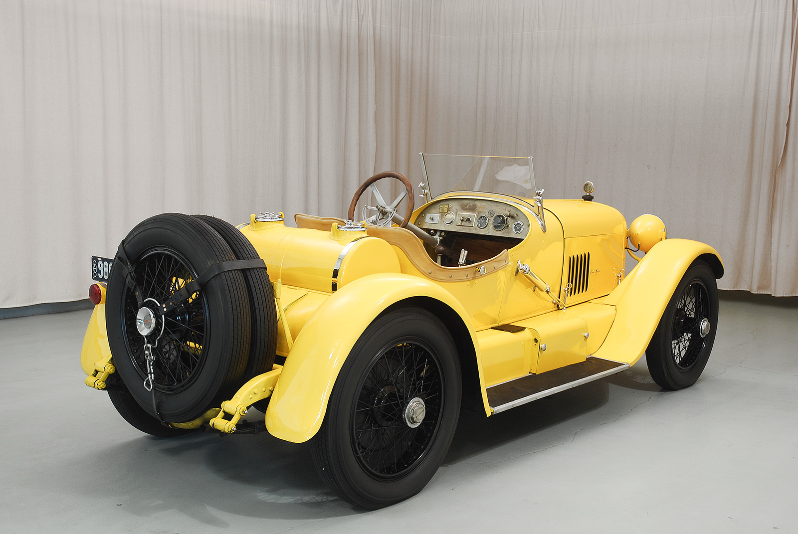 1920 Mercer Series 5 Raceabout | Hyman Ltd. Classic Cars