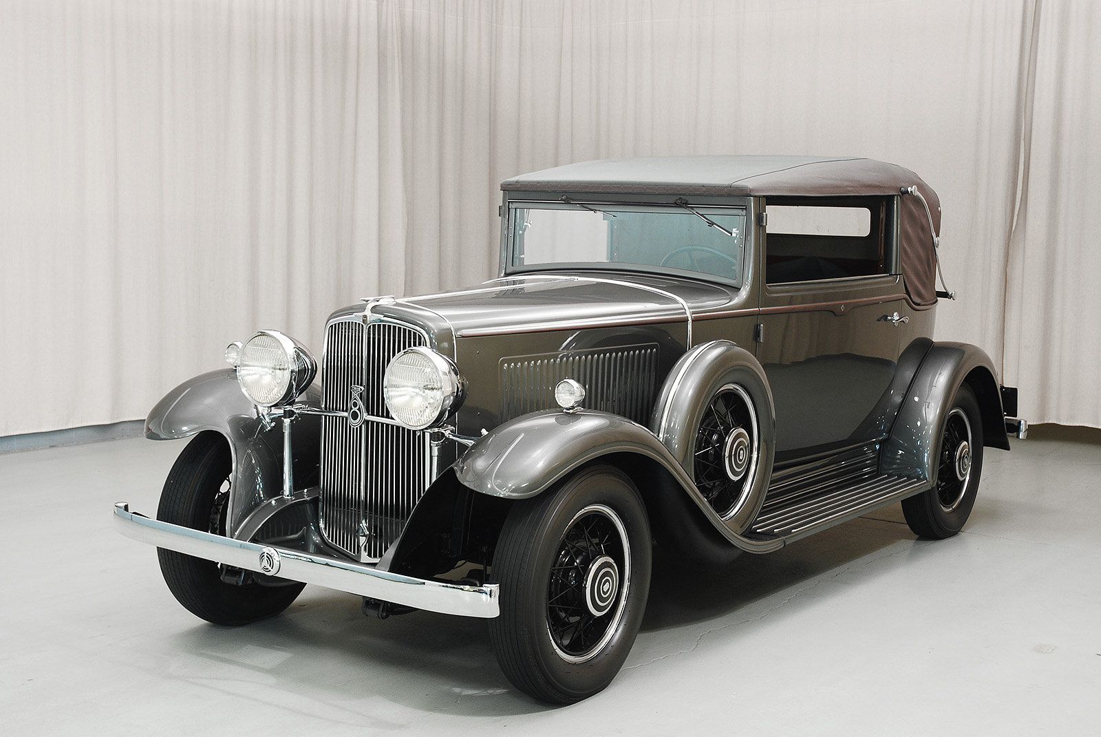 Cars Are Us >> 1932 Nash Series 981 Convertible Victoria