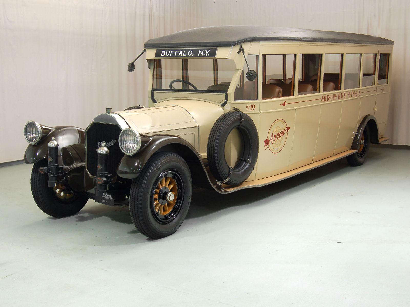 1919 Pierce-Arrow Bus | Hyman Ltd. Classic Cars