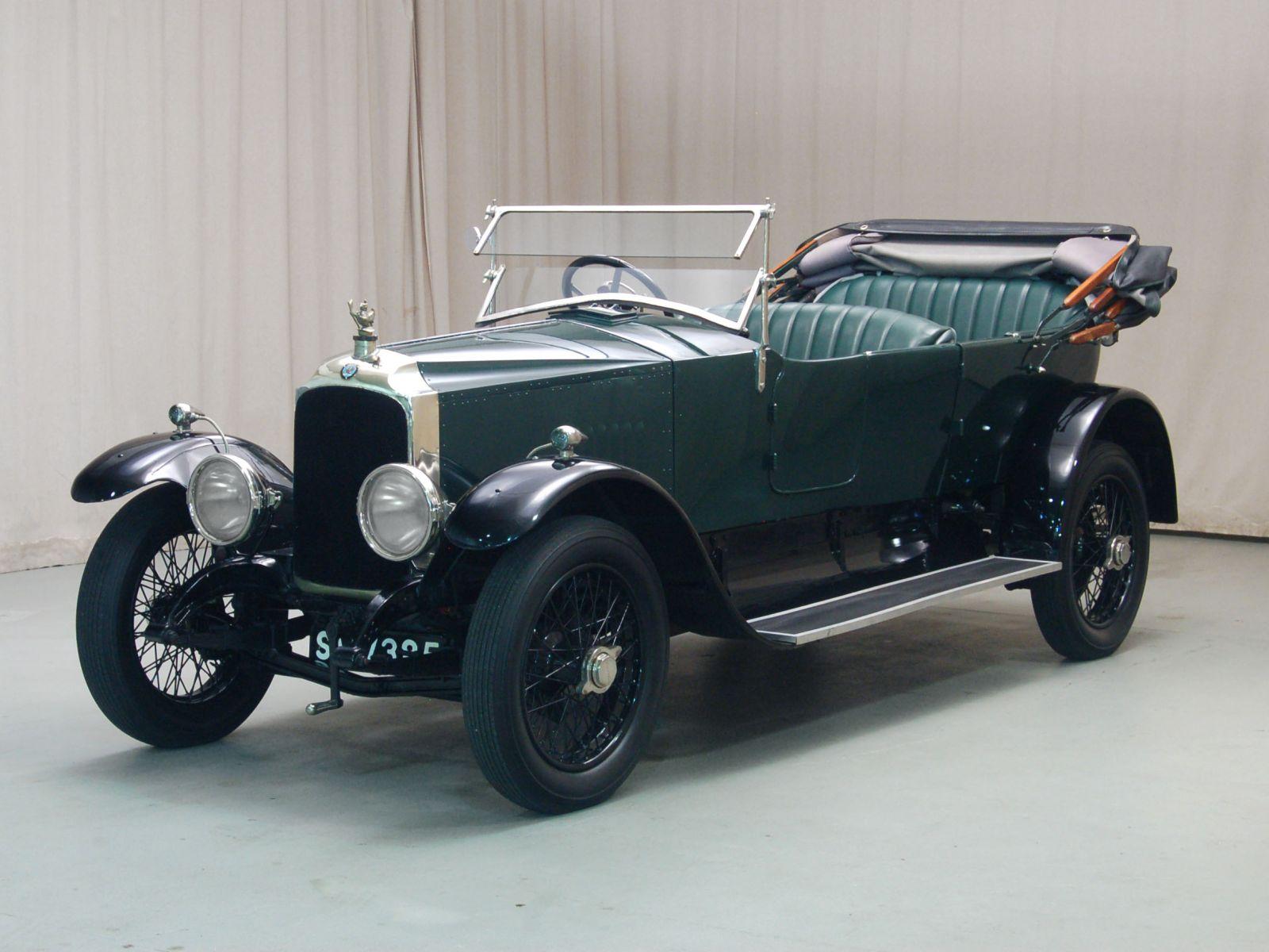 1920 Vauxhall | Hyman Ltd. Classic Cars
