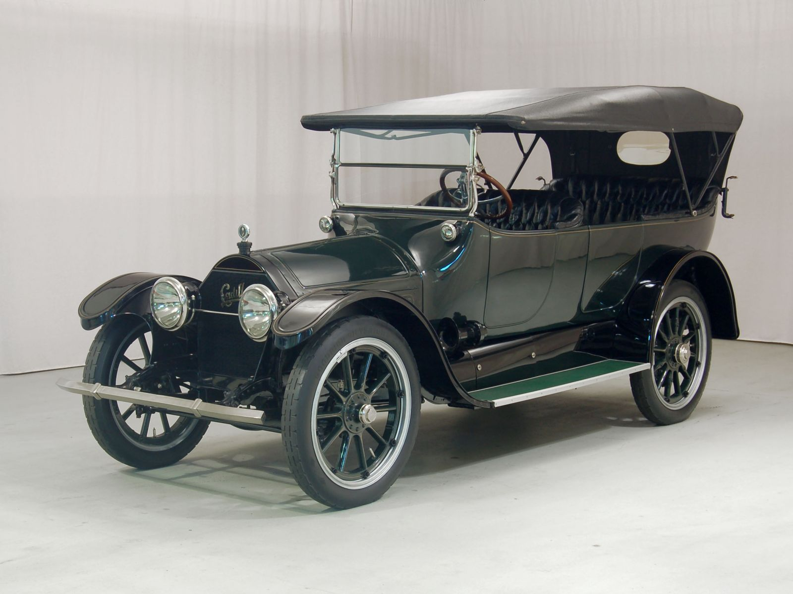 Buying And Selling Cars >> 1915 Cadillac Touring