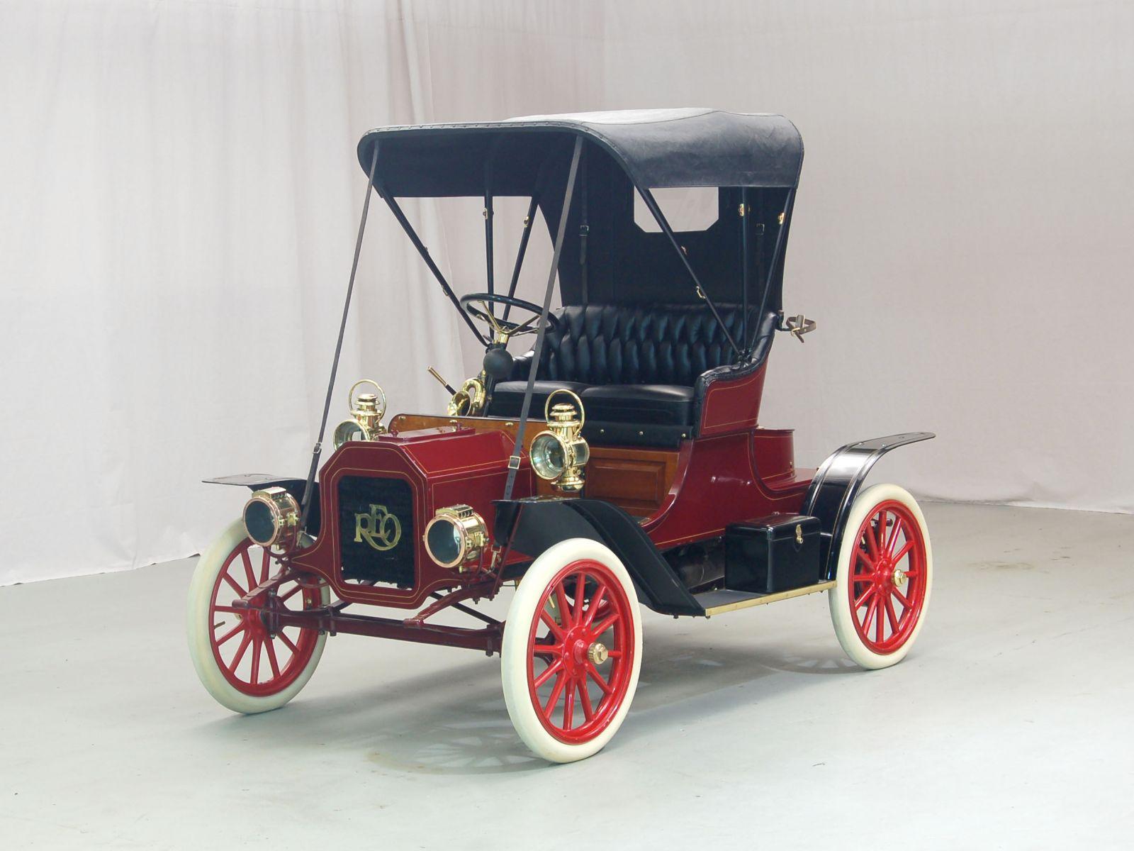 1908 Reo Hyman Ltd Classic Cars