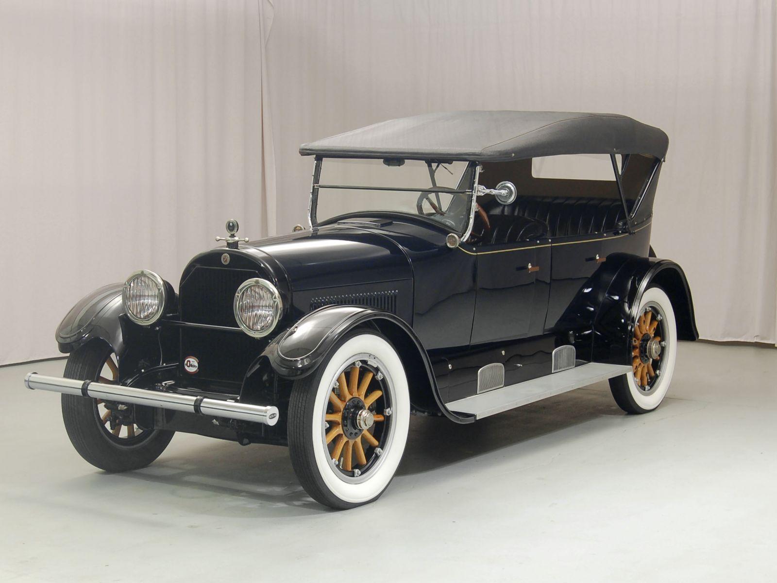 1922 Cadillac Phaeton Classic Cars Hyman Ltd