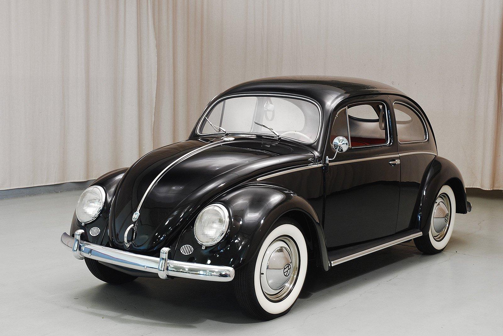 1952 Volkswagen Zwitter Beetle Coupe