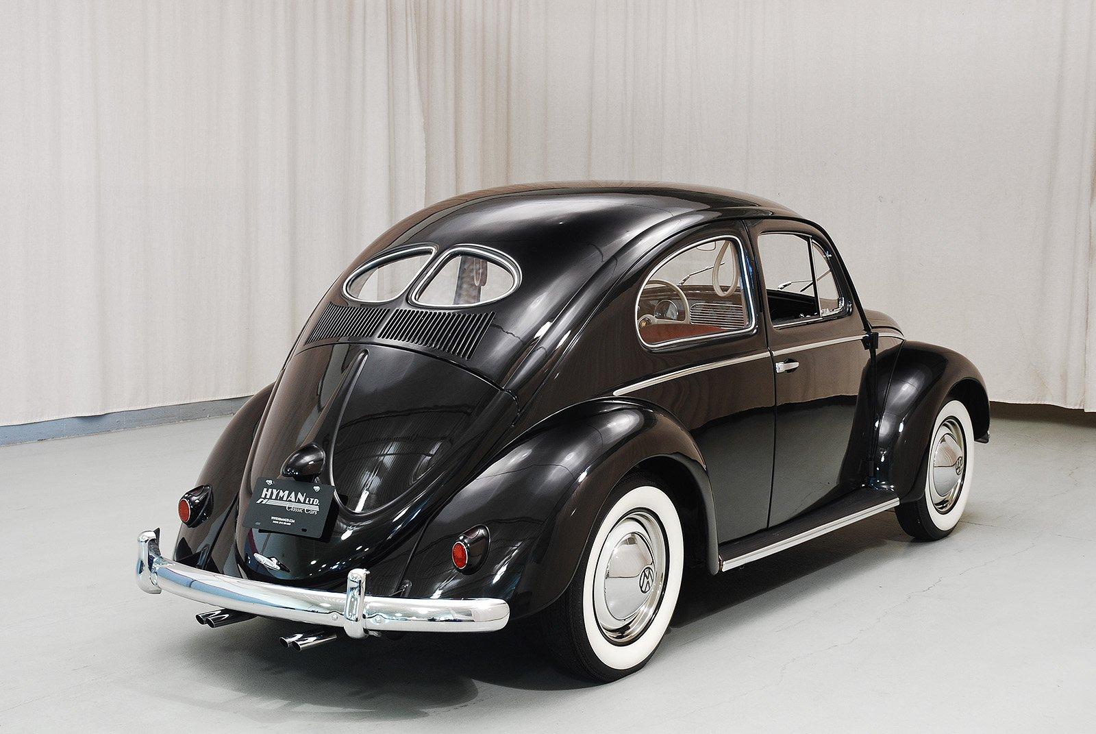 volkswagen zwitter beetle coupe hyman