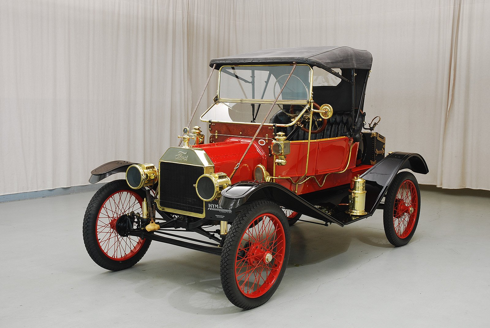 1911 ford model t torpedo runabout hyman ltd classic cars. Black Bedroom Furniture Sets. Home Design Ideas