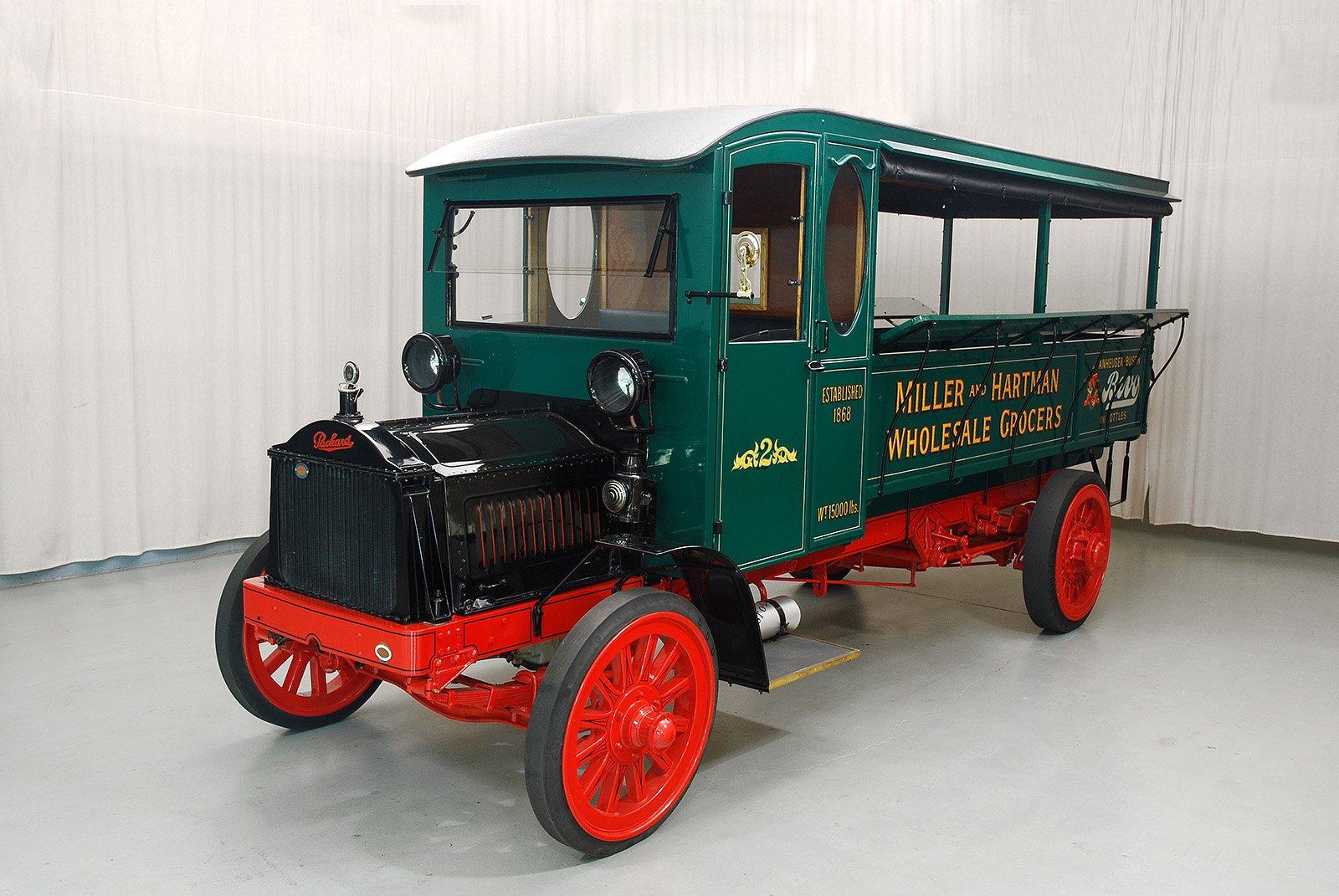 1920 Packard Model E Truck | Hyman Ltd. Classic Cars