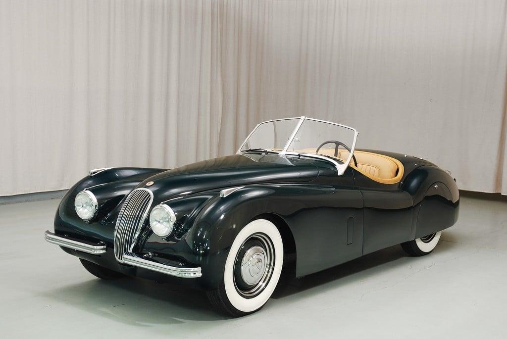 1951 Jaguar XK120   Hyman Ltd.