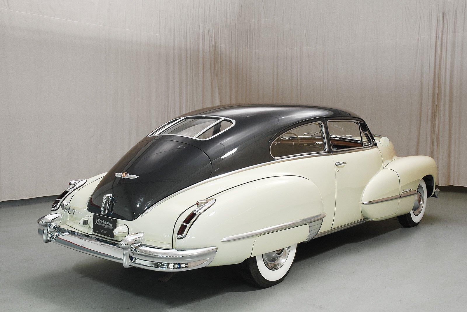 1947 Cadillac 62 Fastback Hyman Ltd Classic Cars