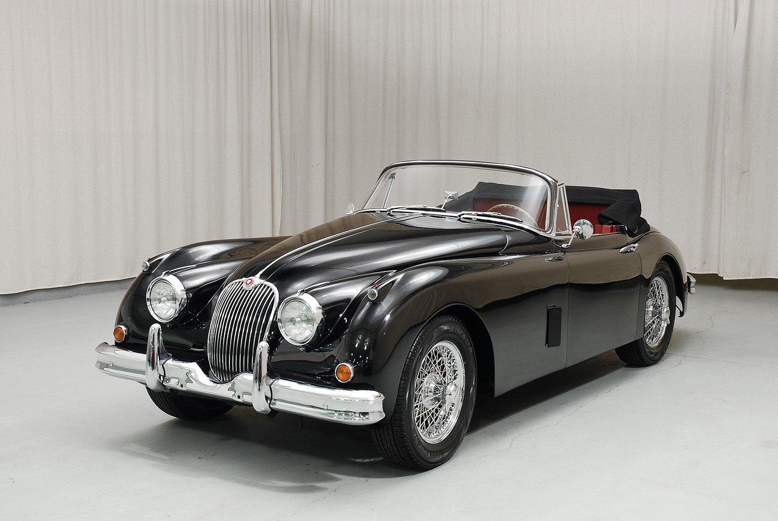 1960 Jaguar XK-150 Drophead Coupe   Hyman Ltd.