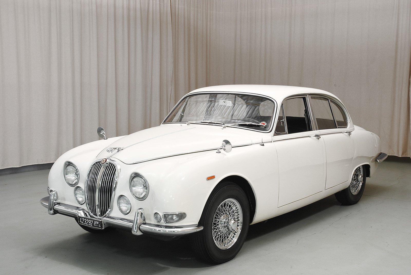1964 Jaguar 38 S Sedan Hyman Ltd Classic Cars 1950s Sales Archive
