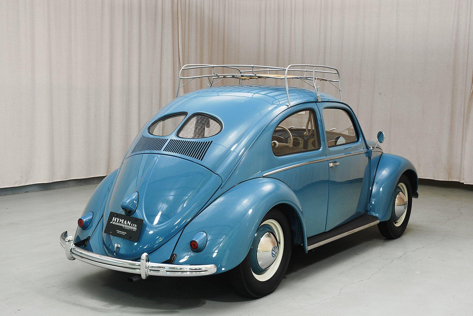 1952 Volkswagen Crotch Cooler Beetle Coupe Hyman Ltd
