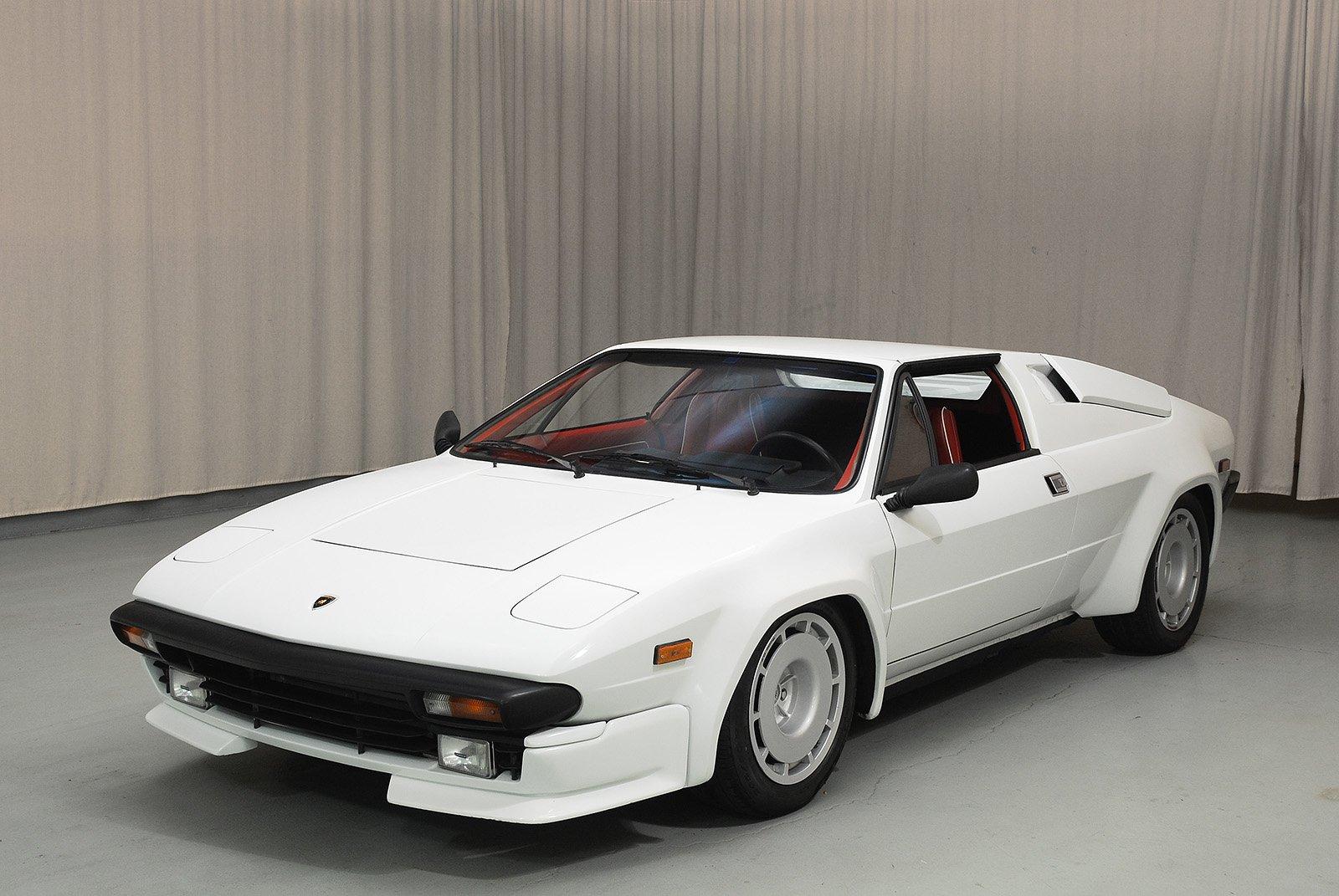 1986 Lamborghini Jalpa Targa Hyman Ltd Classic Cars